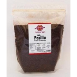 Ground Pasilla Pepper 500 g