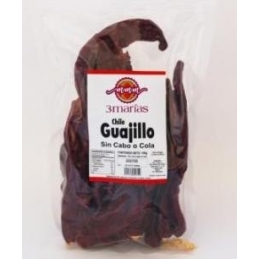 Chile Guajillo entero 100 gr
