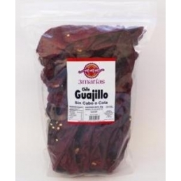 Chile Guajillo Entero 500 G