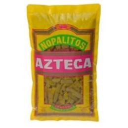 Nopalitos en tiras Azteca