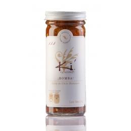 Salsa Picante de Habanero Asado - Ki Gourmet