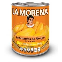 Rabanadas de mando en almíbar La Morena