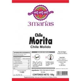 Seedless Morita Pepper...