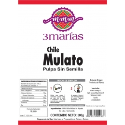 Mulato Powder 500 g