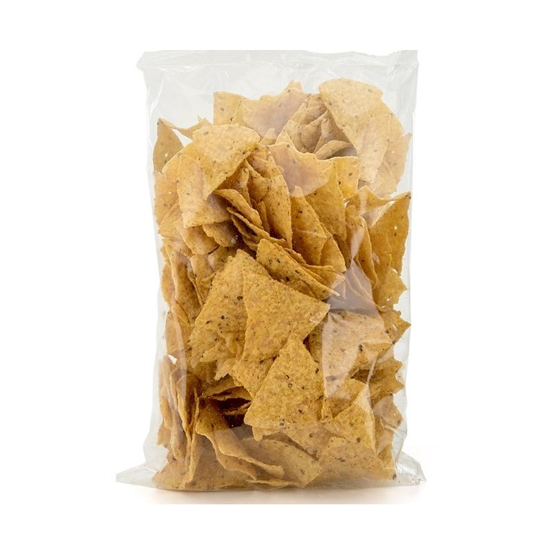 Totopos (nachos) de maiz SuperMex