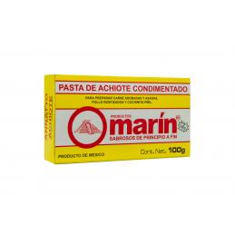 condimento de achiote chico  Marin