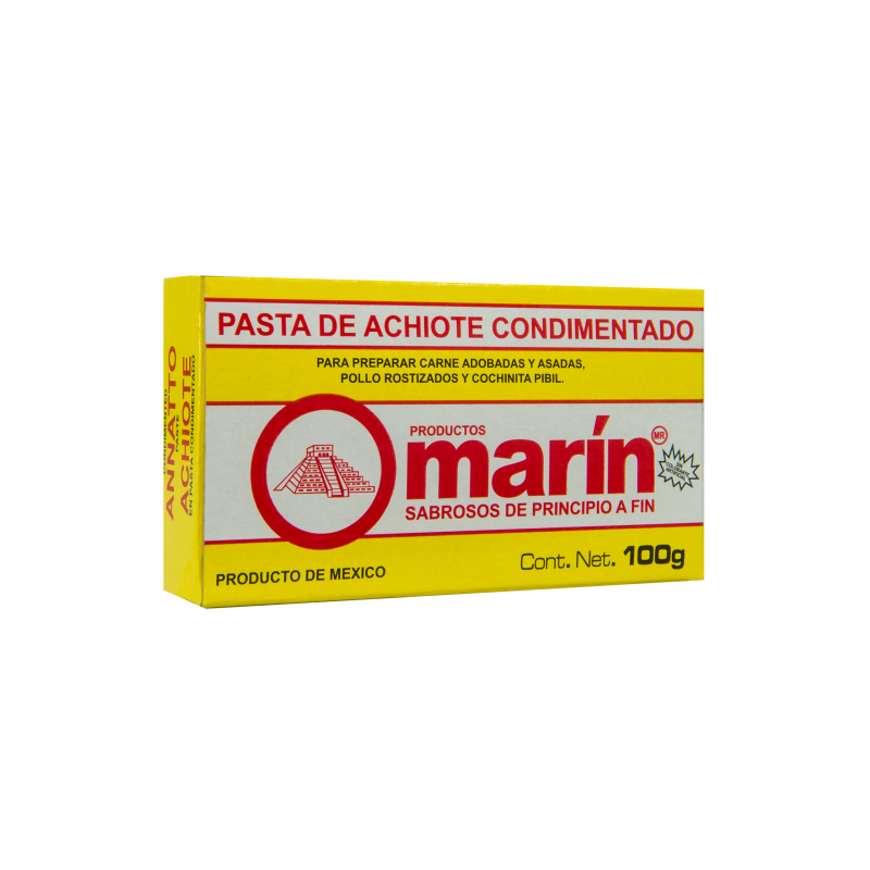 Achiote 100 g - Marin