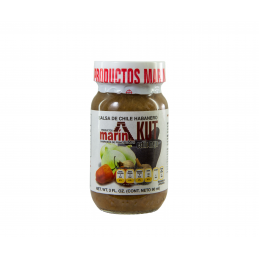 Habanero Pepper Sauce Kut...