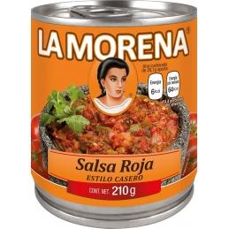 Salsa roja pico de gallo La Morena