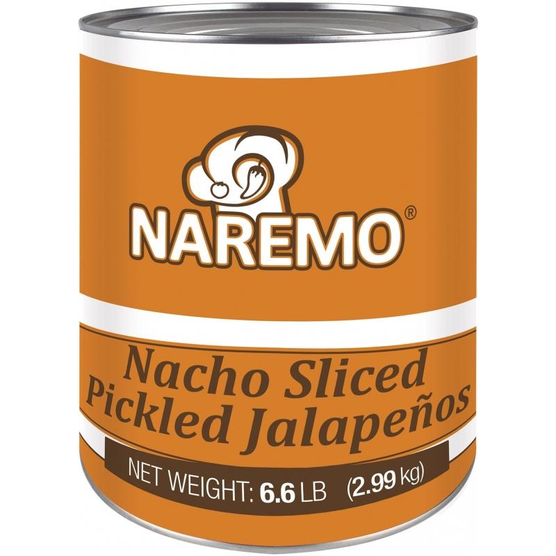 Chiles jalapeños tipo Nacho Naremo