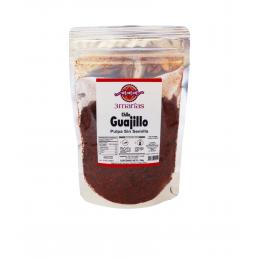 Seedless dried Guajillo...