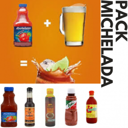 Pack Michelada