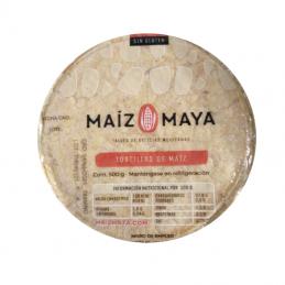 Tortillas de Maíz 12 cm Maya