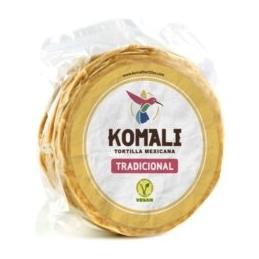 Tortillas de Maíz Komali 15 cm