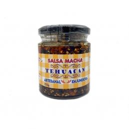 Salsa Macha Tehuacán 225 ml