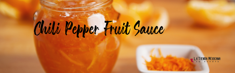 Chili Pepper Fruit Sauce
