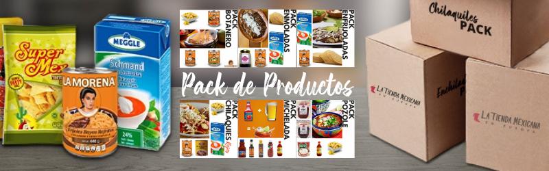 Pack de Productos