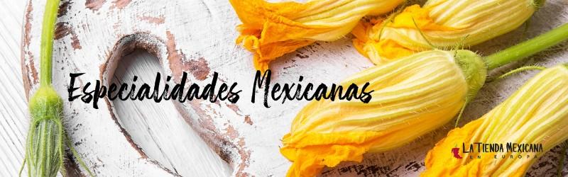 especialidades mexicanas