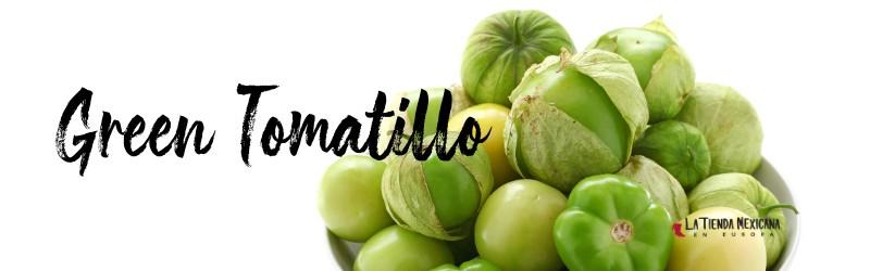 green tomatillo