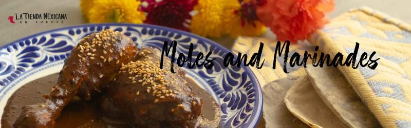 marinades and moles