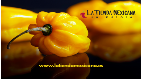 The Mexican Store.  Habanero Chile:  origin. Gourmet chili recipe with chicken and mango