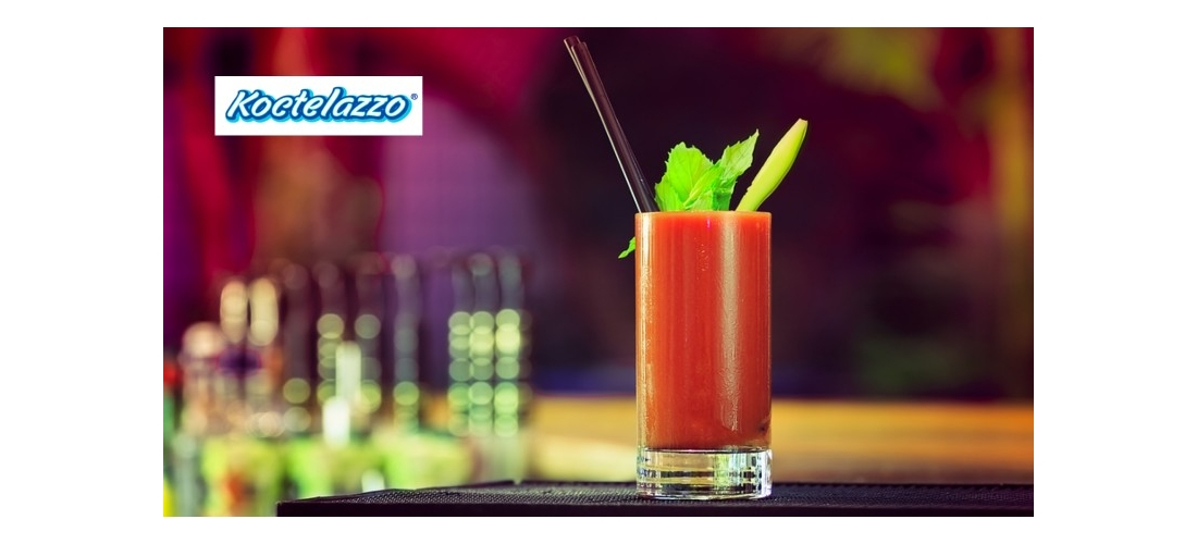 Bloody Mary with Koctelazzo, the authentic Mexican recipe