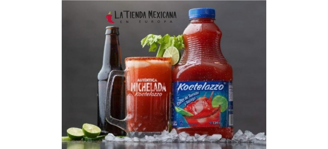 The Mexican store. The Michelada with Koctelazzo conquered the Spanish and European palates.